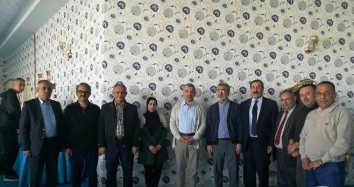 المركز الفلسطيني للاتصال والسياسات التنموية  | الاتفاق على اقامة المركز التركي النسوي للتدريب في الخليل