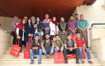 المركز الفلسطيني للاتصال والسياسات التنموية  | المركز الفلسطيني يعقد لقاء حول